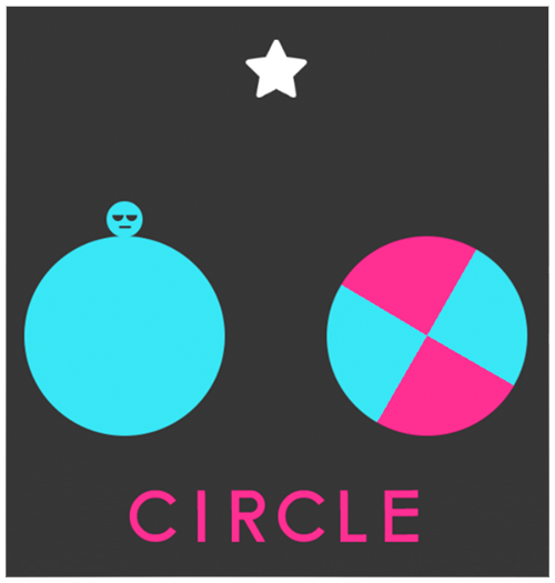 Circle Color Switch Game Mode by Dead Cool Apps