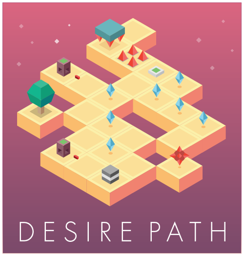 Desire Path iOS Game from DeadCoolApps