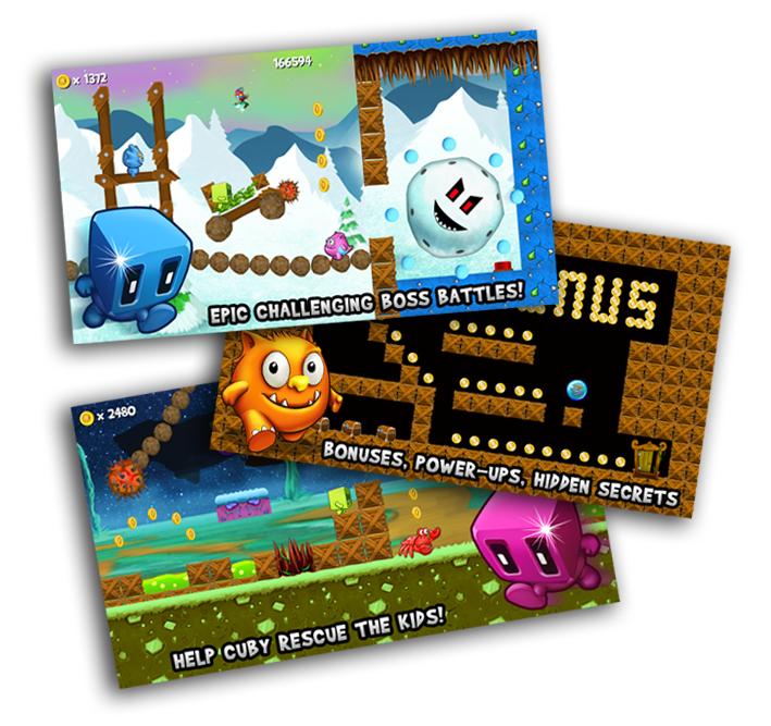 cuby's quest screen shots 2