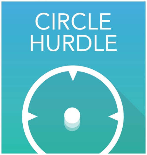 Circle Hurdle iOS Game
