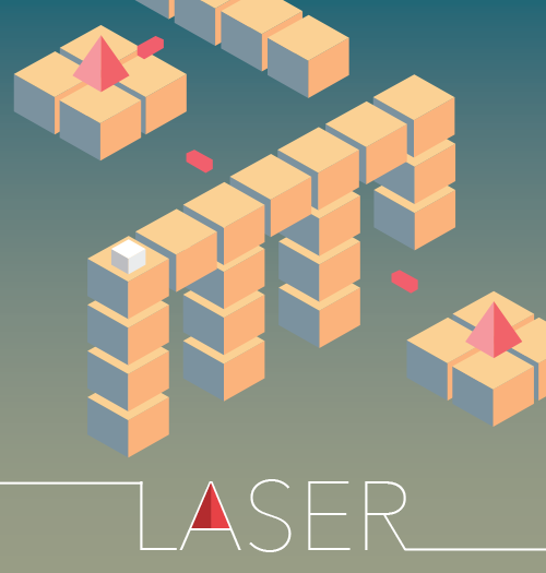 Laser iOS and Android mobile game