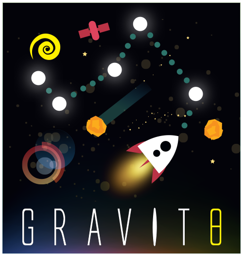 Gravit8 iOS & Apple TV Game